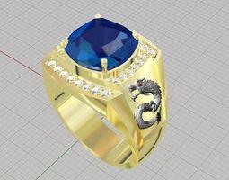 dragons 3d print model