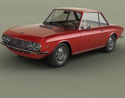 Lancia Fulvia Coupe series 3 3D