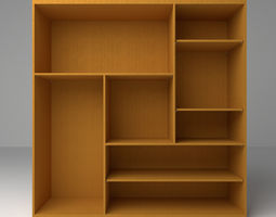 Wood Material Node Setup - Model Included