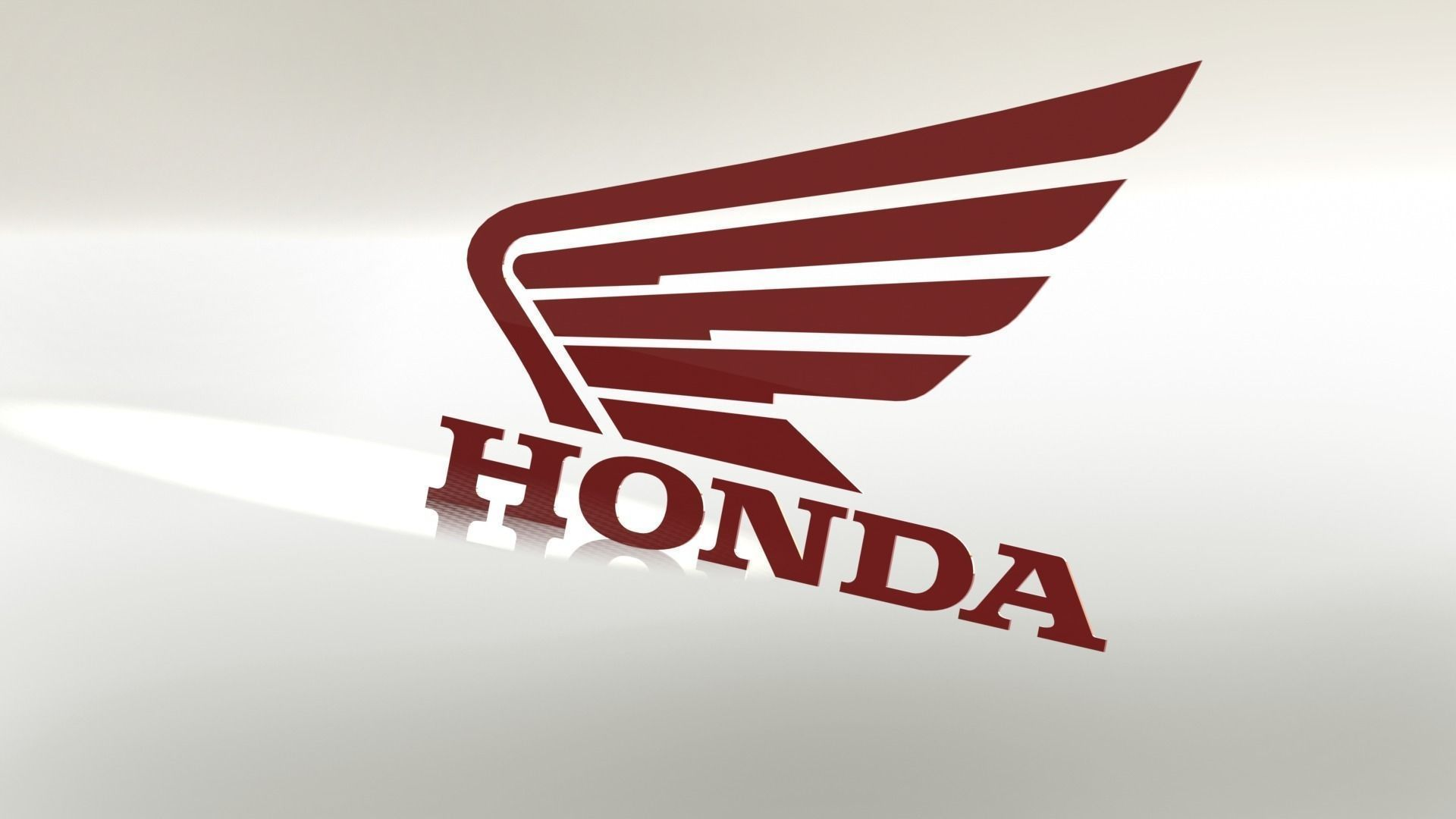 Honda Logo Free 3d Model Stl Sldprt Sldasm Slddrw Ige Igs