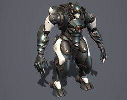 Avalon Suit 3D model