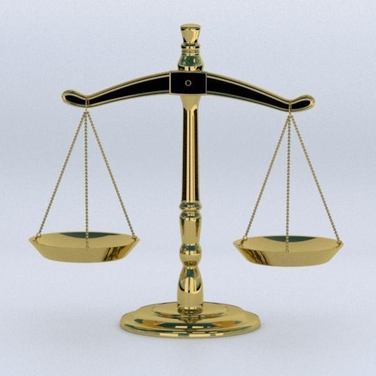 Balance Measuring Scales