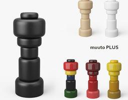 Muuto Plus Grinder 3D model