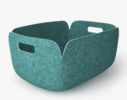 Muuto Restored Basket 3D
