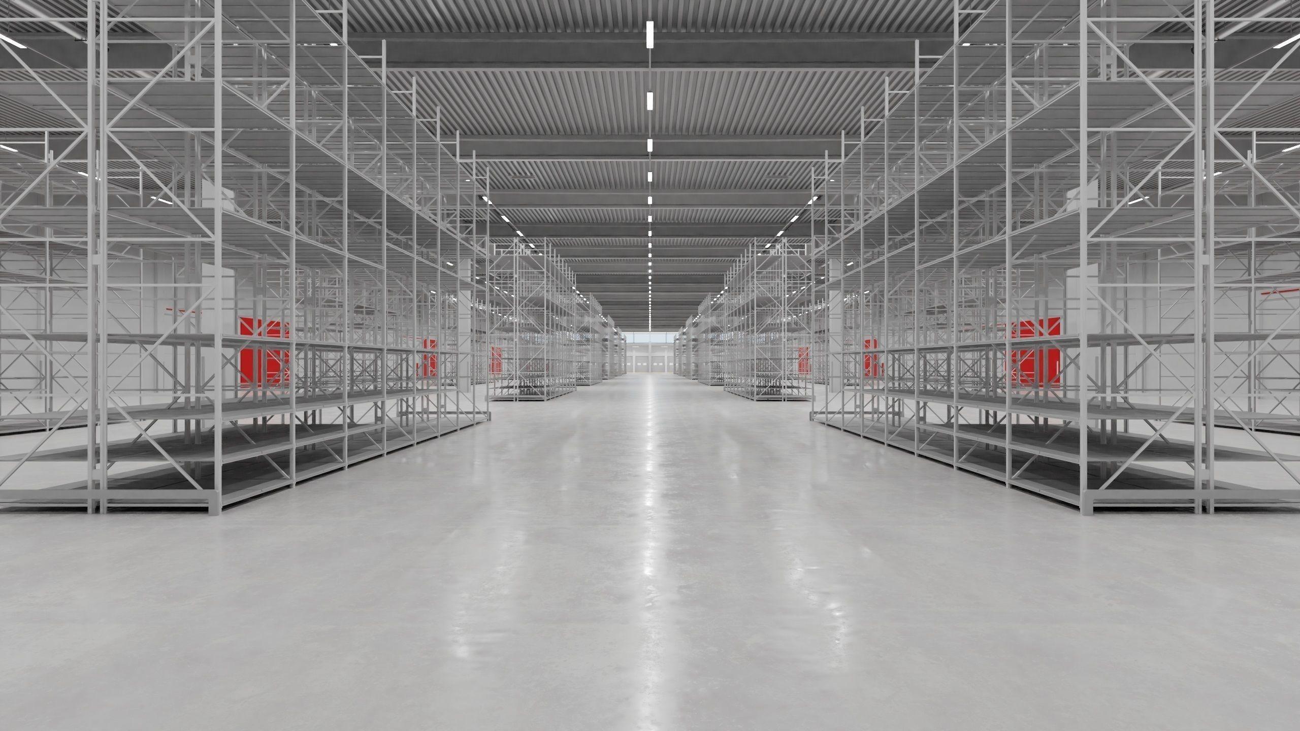 Warehouse Interior 6