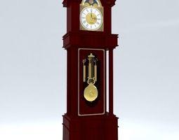 3D model Classic clock