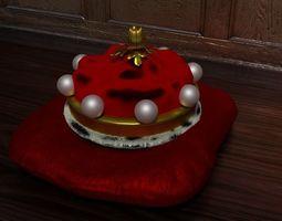 Barons coronet 3D model