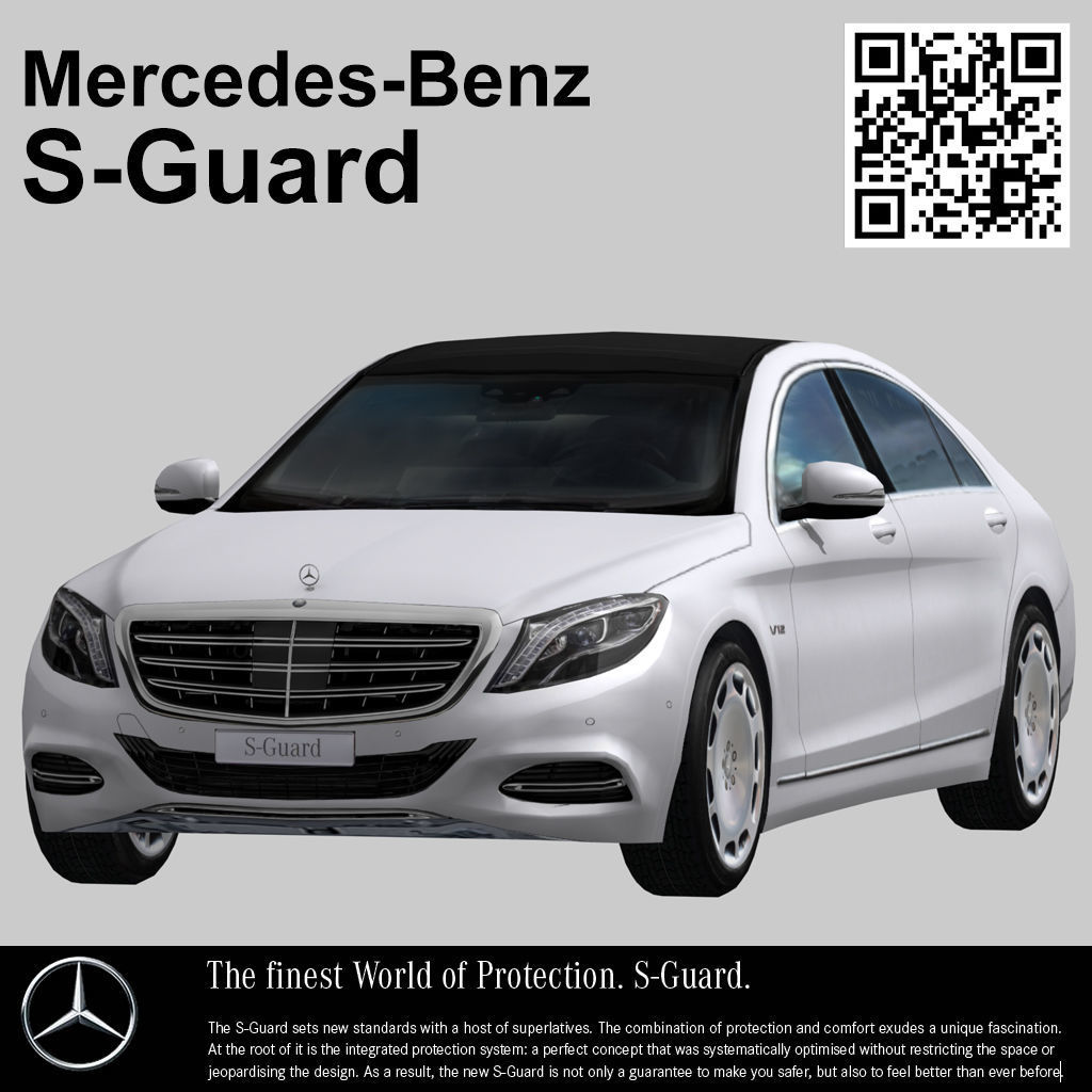 Mercedes Benz S-Guard