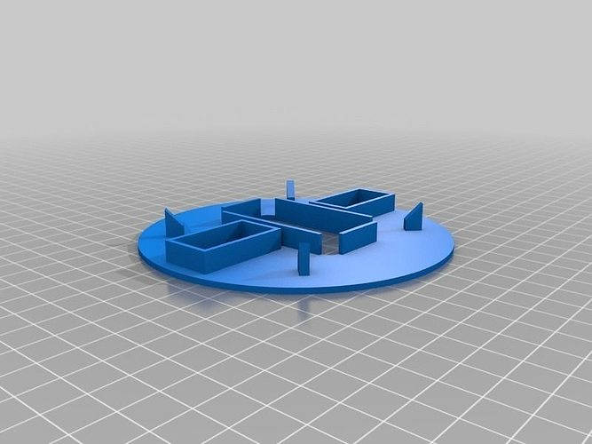 Wateroscillator Free 3d Model 3d Printable Stl