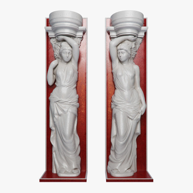 Caryatid Sculpture