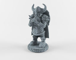 3D Scanned Viking
