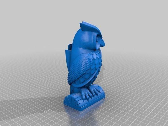 Mail Owl Free 3D print model