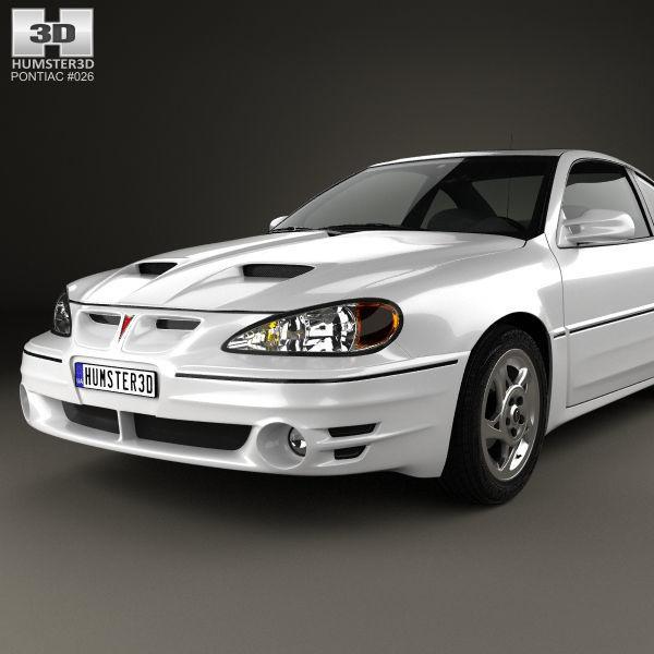 1999 pontiac grand am coupe