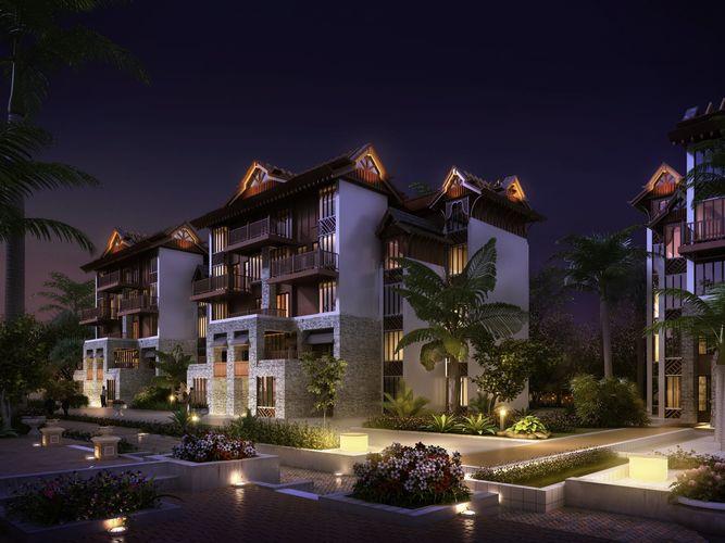 villa 112 3d model max tga 1