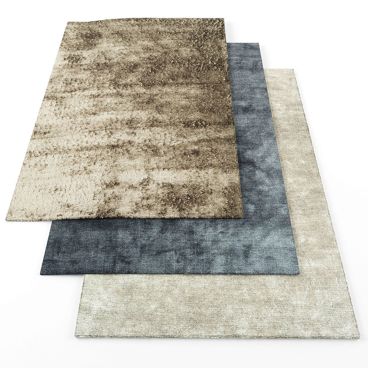 Model Plantation Rug Co Cgtrader