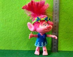 3D print model Poppy troll