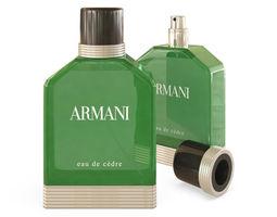 Armani Eau De Cedre Perfume 3D model