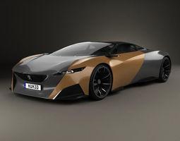 Peugeot Onyx 2012 3D
