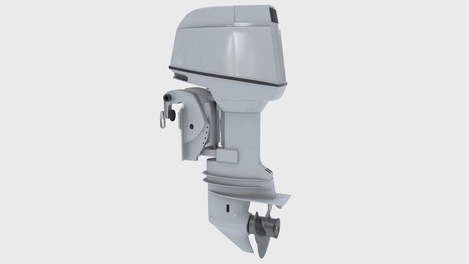 Outboard 60HP