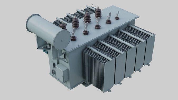 Electrical Transformer 2A