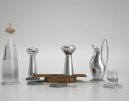 3D model Georg Jensen