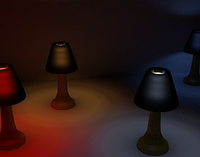 3D model light Table Lamps
