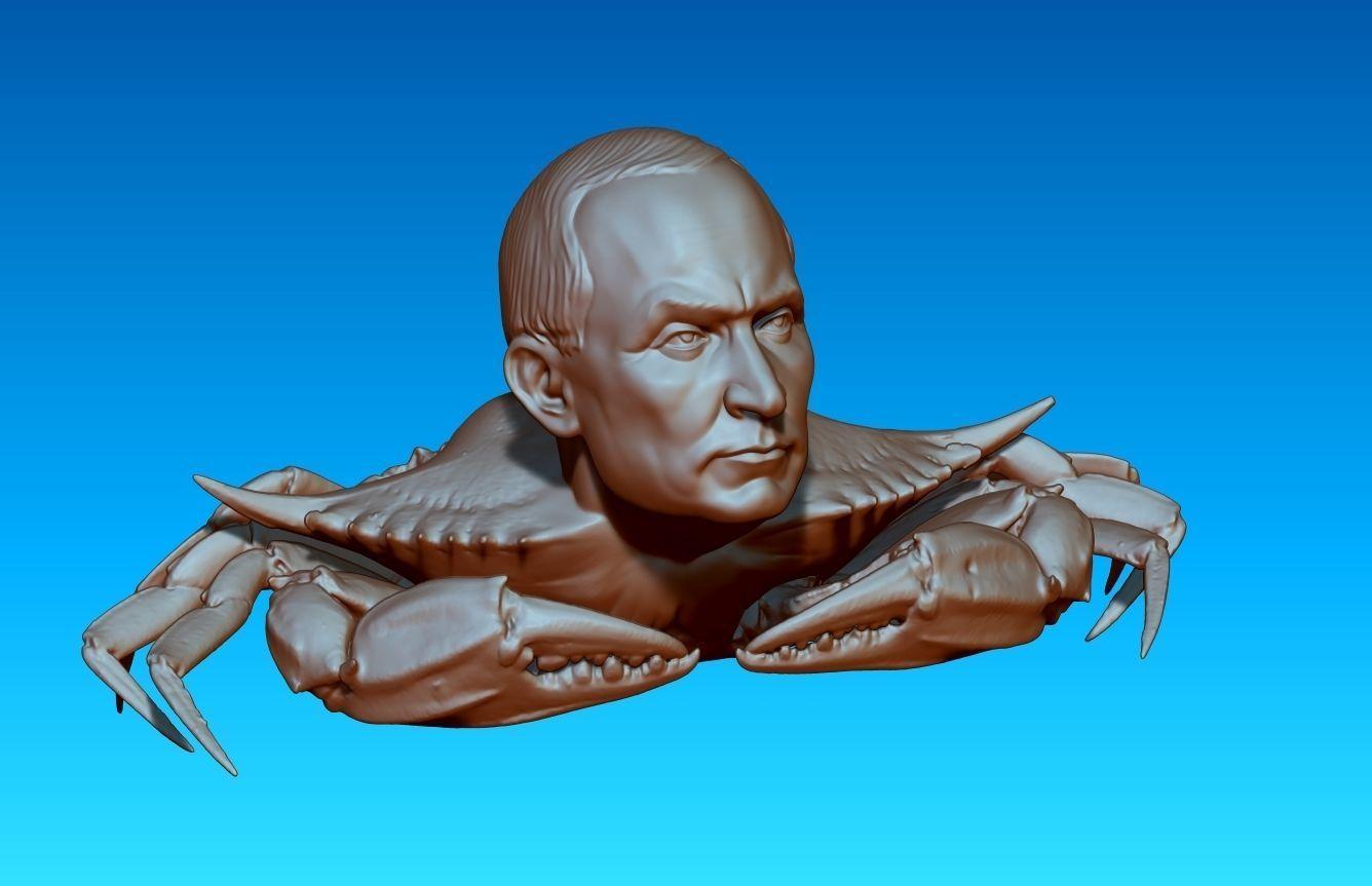 Putin Crab