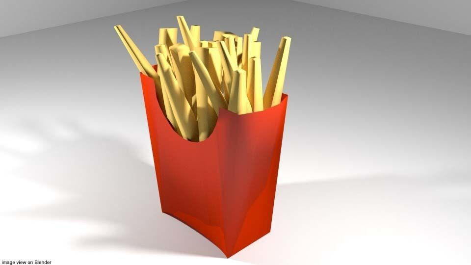 Fastfood - French Fries