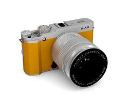 Fujifilm X-A 2 3D model