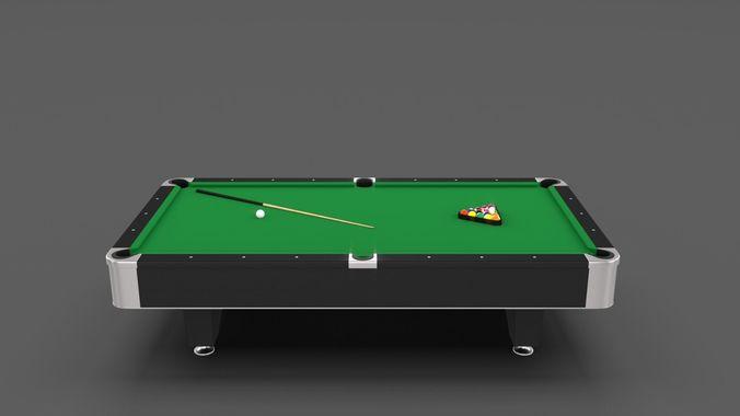 8 Ball Pool Table