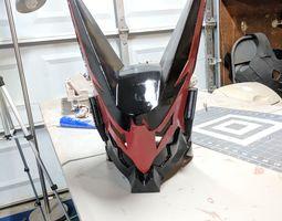 Tetsuya Nomura Batman Wearable Helmet 3D printable model