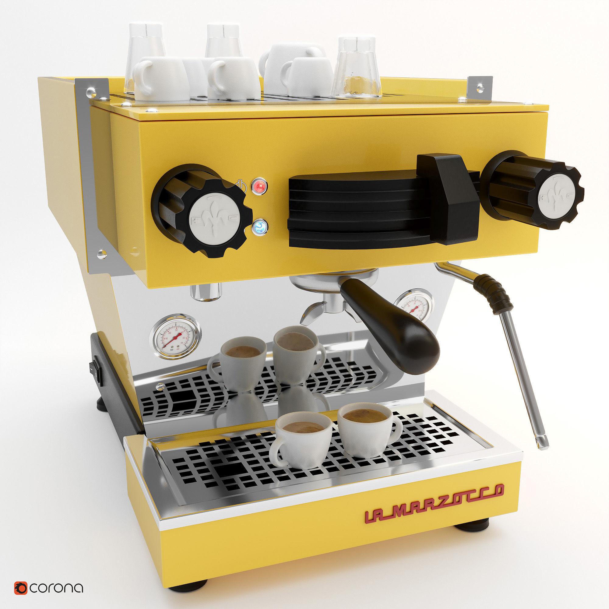 La Marzocco coffee machine linea mini