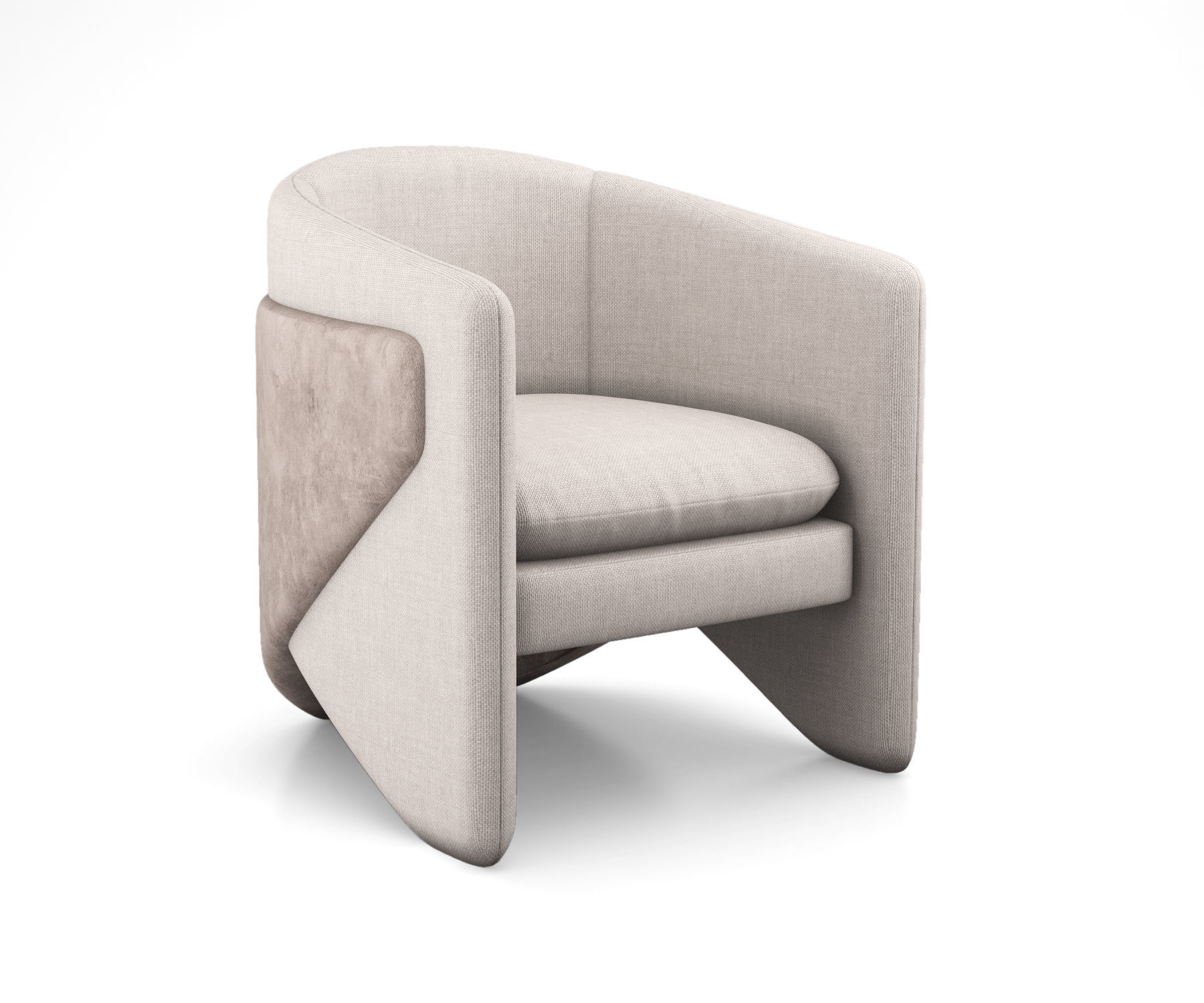 Thea chair by West elm