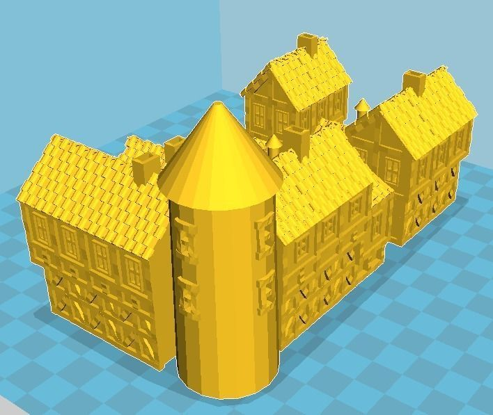 Medieval House 7