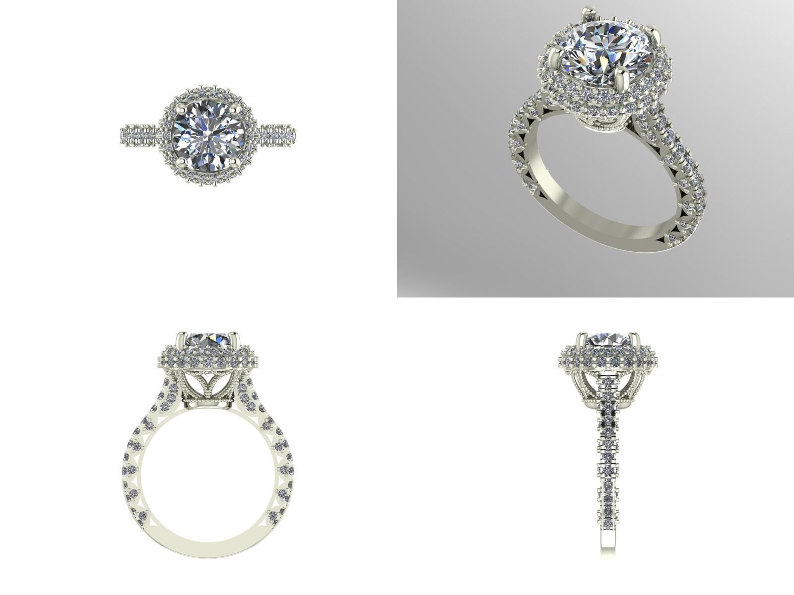 engagement should diamond round rosalia rings product direct dealer solitaire ring set double