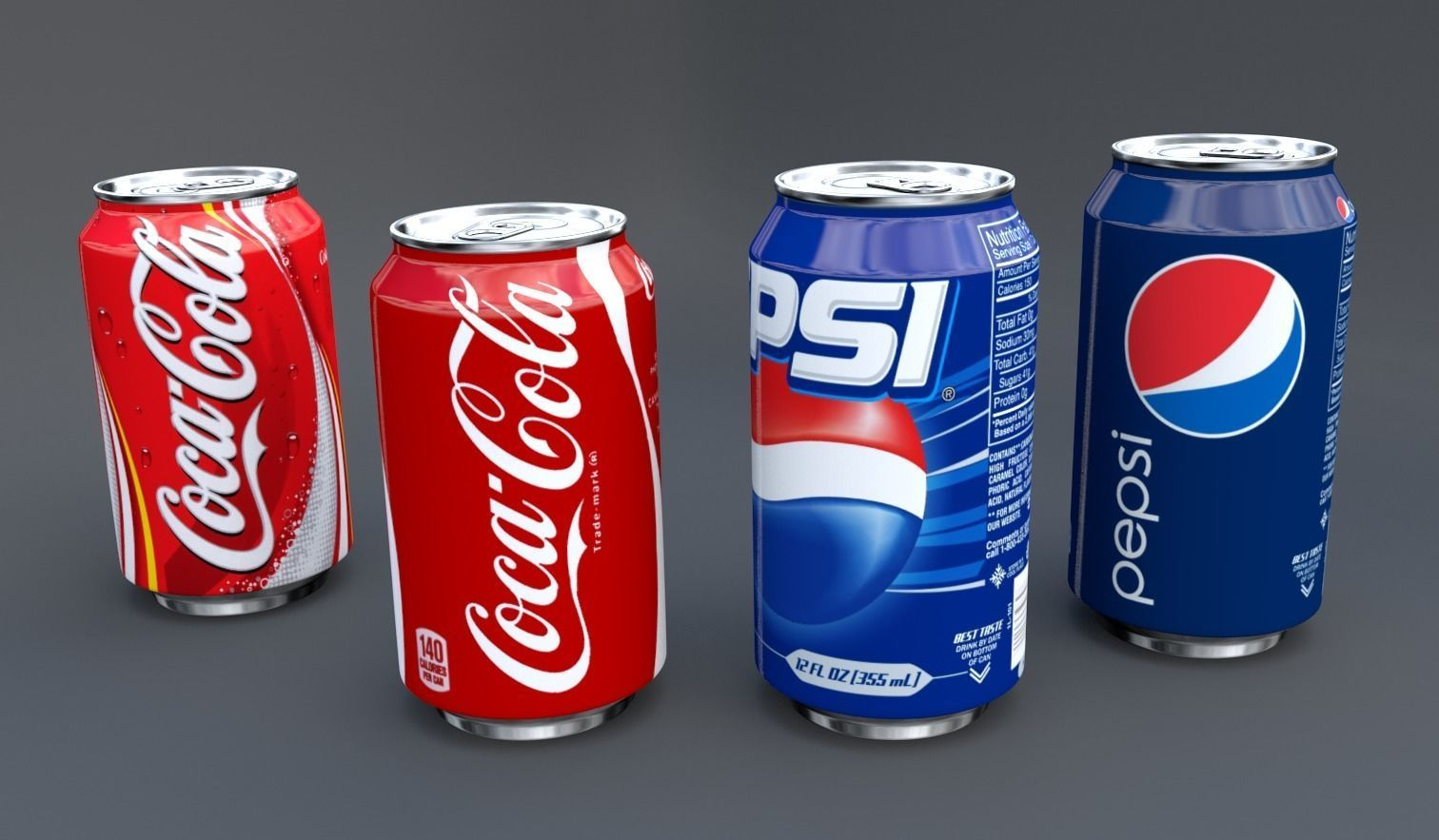 Soda Can Pack