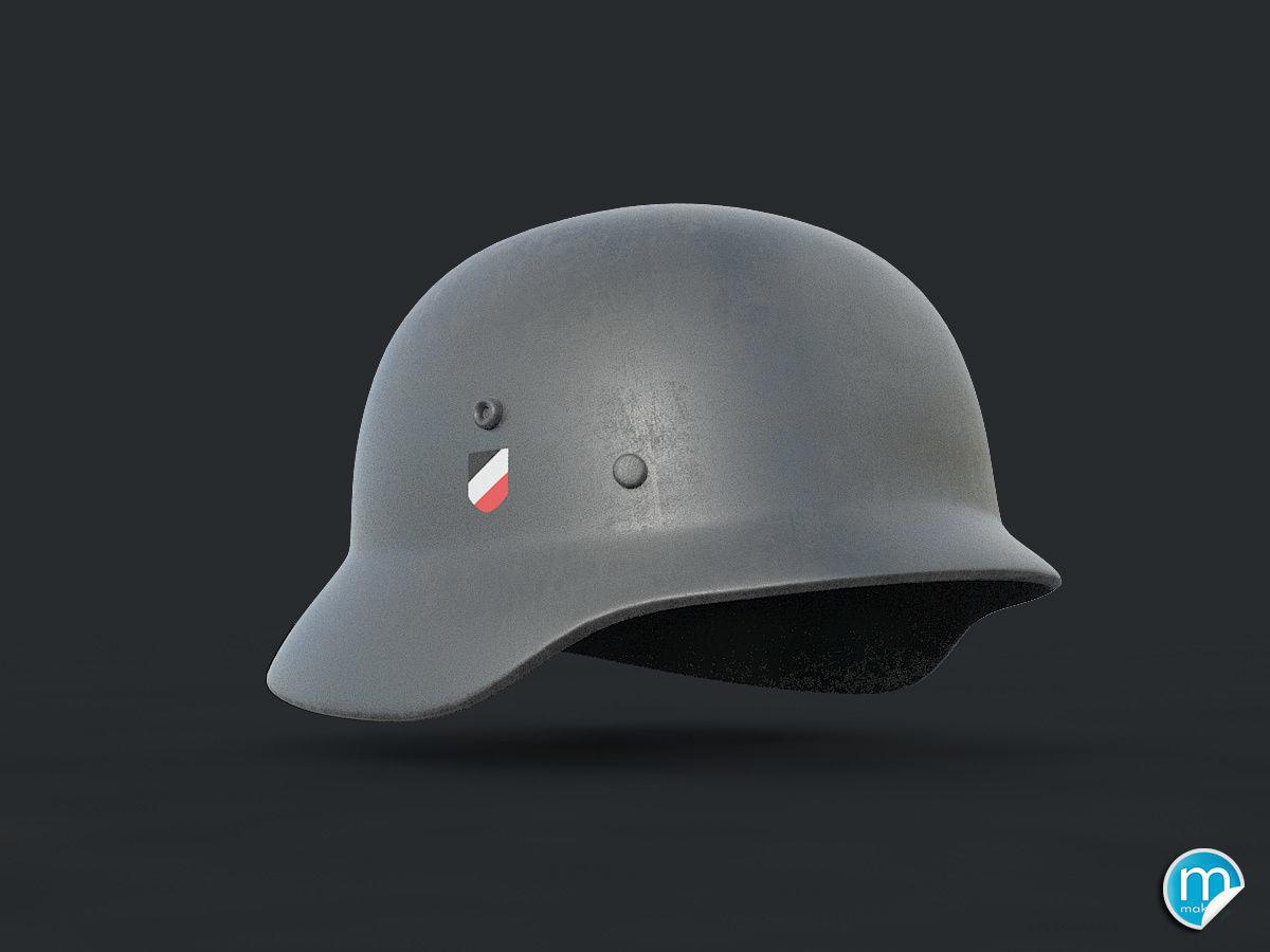 WW2 German helmet - Stahlhelm