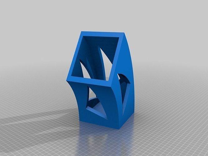 Box Vase