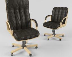 Chair head 3D model