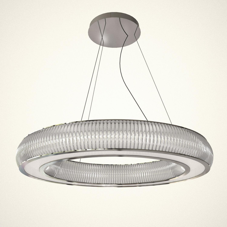 Reha Suspension Light By Fendi Casa Model