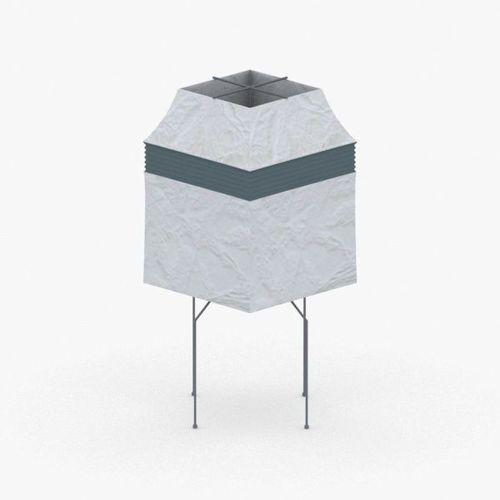 1408 - Paper Lamp