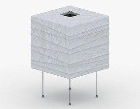 1410 - Paper Lamp 3D model
