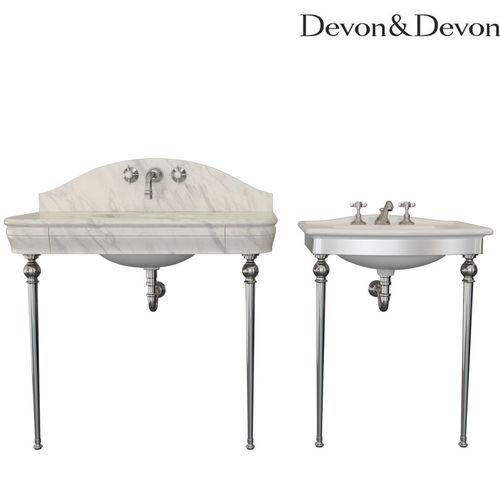 Devon and devon PALACE CONSOLE