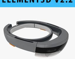 E3D - Microsoft Hololens Headset