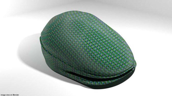 Hat - Flat cap