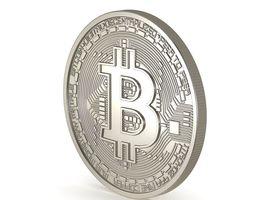 3D print model Bitcoin coin