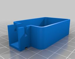 Battery terminal cover 3D printable model