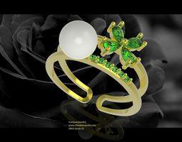 303 Korea Ring 3D printable model