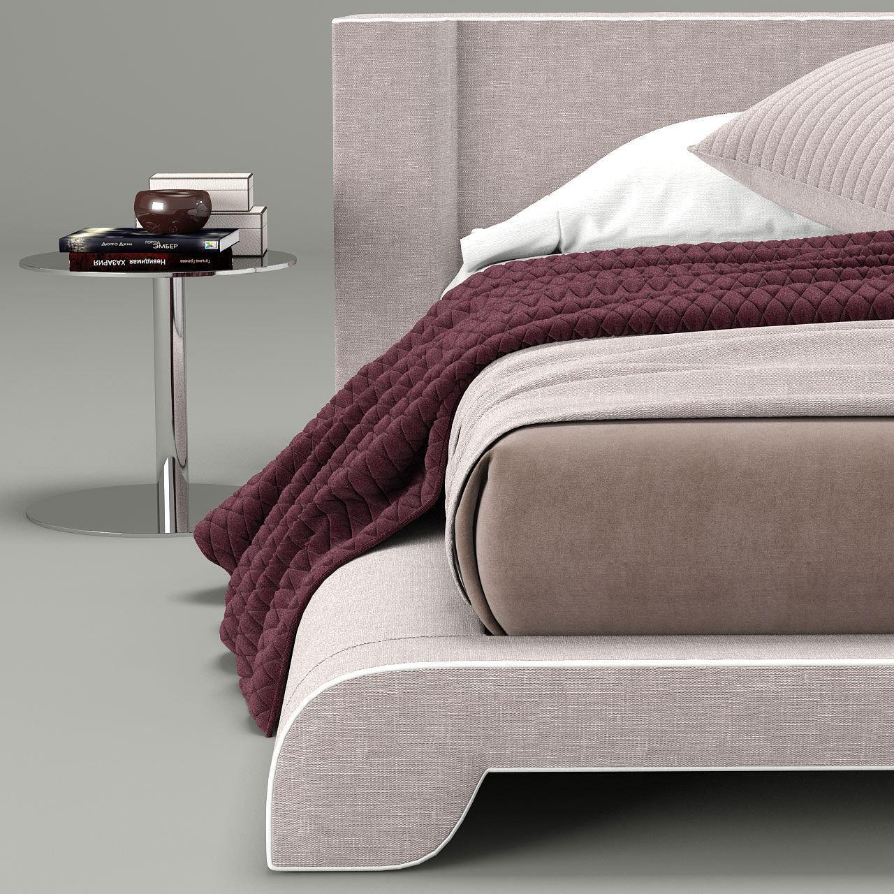 desiree furniture. Desiree Isabell Bed 3d Model Max Obj Fbx Mtl 3 Furniture