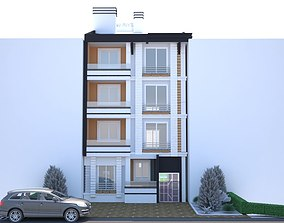 3d modeling Apartment